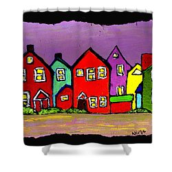 Still Standing Shower Curtain by Wayne Potrafka