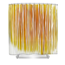 Shower Curtain featuring the painting Summer Day II by Frank Tschakert