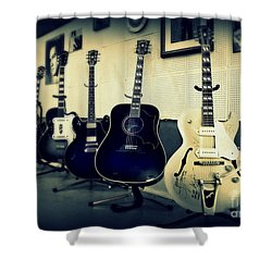Sun Studio Classics Shower Curtain by Perry Webster