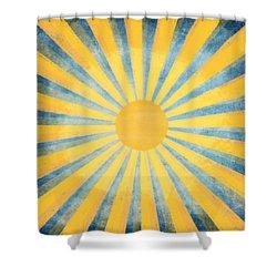 Sunny Day Shower Curtain by Setsiri Silapasuwanchai