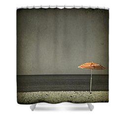 Sweet Escape Shower Curtain by Evelina Kremsdorf