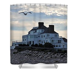 Taylor Swift Shower Curtain by L Mainville