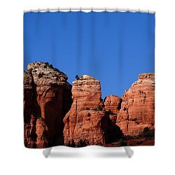 The Coffee Pot Shower Curtain by Susanne Van Hulst
