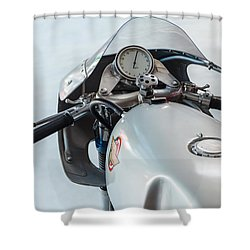 The Ducati Shower Curtain by Martin Bergsma