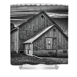 The Fargo Project 12232b Shower Curtain by Guy Whiteley