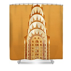 This Is A Sepiatone Close Shower Curtain by Panoramic Images