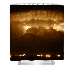 Thundercloud Shower Curtain by David Lee Thompson