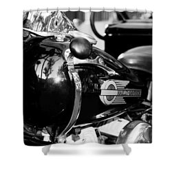 True Grit Shower Curtain by David Lee Thompson