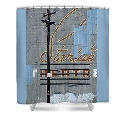 Twilight For Starlite Shower Curtain by Joe Jake Pratt
