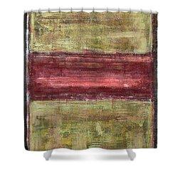 Untitled No. 21 Shower Curtain by Julie Niemela