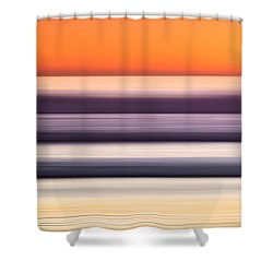 Venice Steps  -  1 Of 3 Shower Curtain by Sean Davey