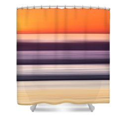 Venice Steps  -  3 Of 3 Shower Curtain by Sean Davey