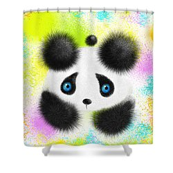Will I Fit In Shower Curtain by Oiyee At Oystudio