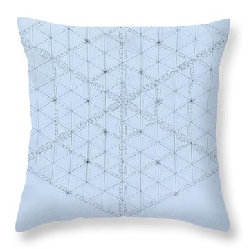 Why Energy Equals Mass Times The Speed Of Light Squared Throw Pillow by Jason Padgett