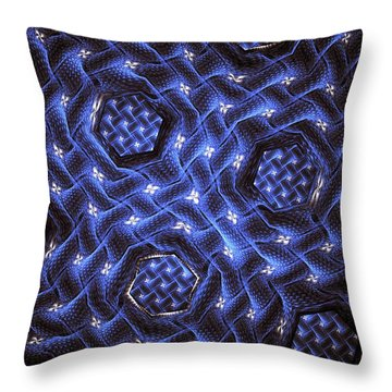 0363 Throw Pillow by I J T Son Of Jesus