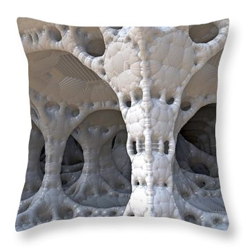 0400 Throw Pillow by I J T Son Of Jesus