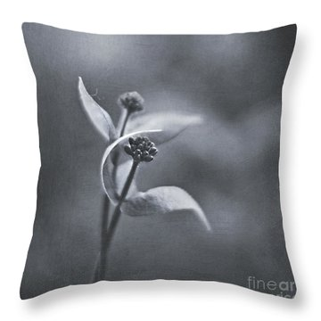 Lover's Dance Throw Pillow by Maria Ismanah Schulze-Vorberg