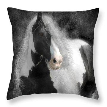 Slainte Throw Pillow by Fran J Scott