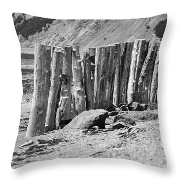 Stick Together Throw Pillow by Randi Grace Nilsberg