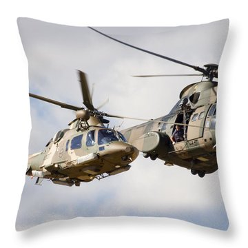 Almost There Throw Pillow by Paul Job