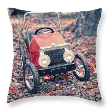 Childhood Memories Throw Pillow by Edward Fielding
