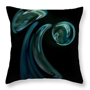 Inspirations 9 Throw Pillow by Sara  Raber