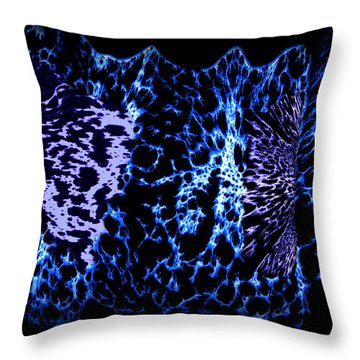 Abstract 80 Throw Pillow by J D Owen
