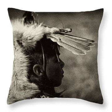 4 - Feathers Throw Pillow by Paul W Faust -  Impressions of Light