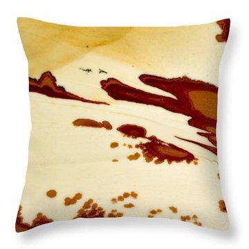 Rock Star Throw Pillow by Jean Noren