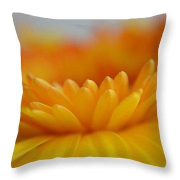 A Little Kindness Throw Pillow by Melanie Moraga