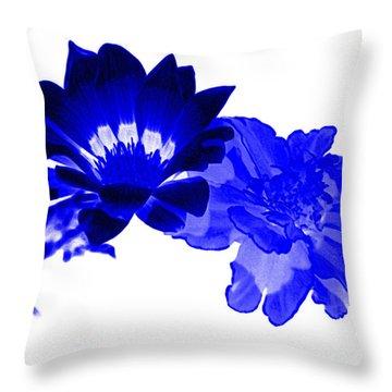 Abstract 130 Throw Pillow by J D Owen