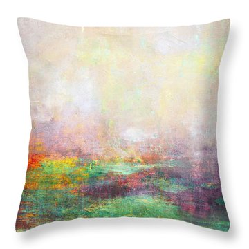 Abstract Print 8 Throw Pillow by Filippo B