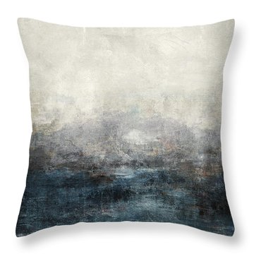 Abstract Print 9 Throw Pillow by Filippo B
