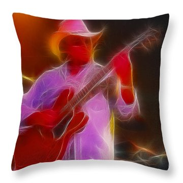 Allman-dickie-95-gb21-fractal Throw Pillow by Gary Gingrich Galleries