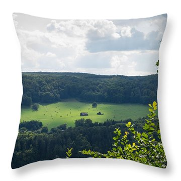 Altenbrak - Boeser Kleef Throw Pillow by Andreas Levi