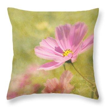 Always Throw Pillow by Kim Hojnacki