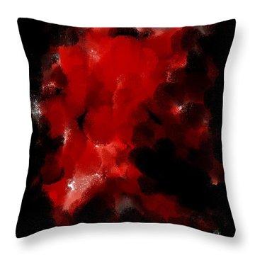 Auction F W 134  Throw Pillow by Sir Josef Social Critic - ART