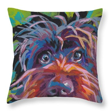 Bedhead Griff Throw Pillow by Lea S