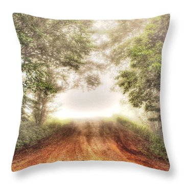 Beyond Throw Pillow by Dan Stone