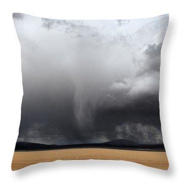 Bolivia 8 Throw Pillow by Vivian Christopher