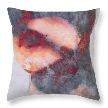 Bound Throw Pillow by Graham Dean