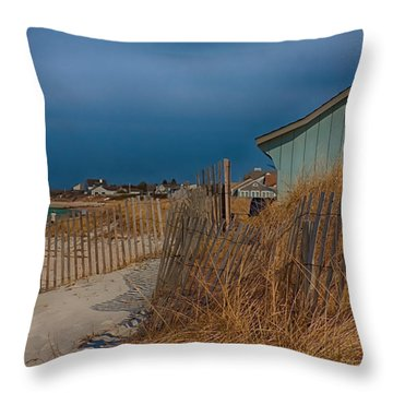 Cape Cod Memories Throw Pillow by Jeff Folger