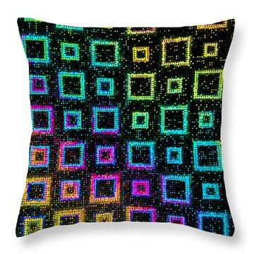 Celebration Throw Pillow by Christi Kraft