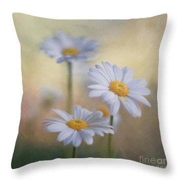 Charites Throw Pillow by Maria Ismanah Schulze-Vorberg