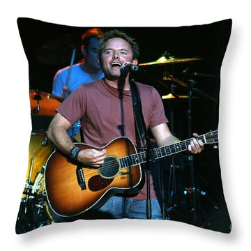 Chris Tomlin 8206 Throw Pillow by Gary Gingrich Galleries