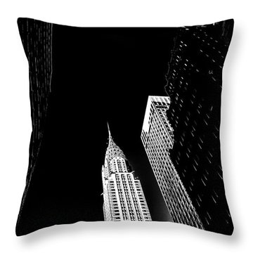 Destiny Throw Pillow by Az Jackson