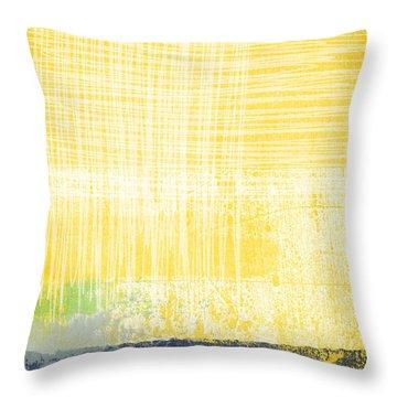 Circadian Throw Pillow by Linda Woods