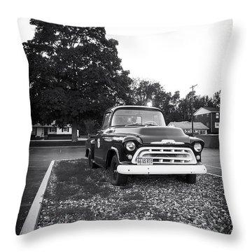 Classic Throw Pillow by John Rizzuto
