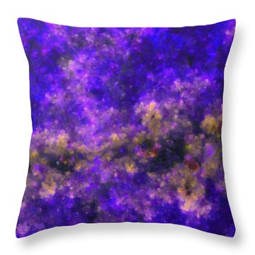 Contusion-02 Throw Pillow by RochVanh