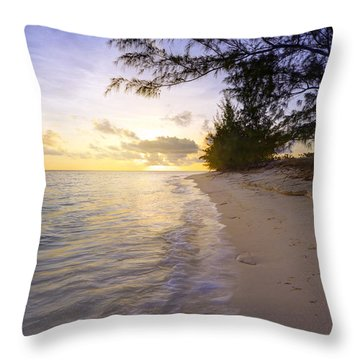 Dawn Of A New Day Throw Pillow by Chad Dutson